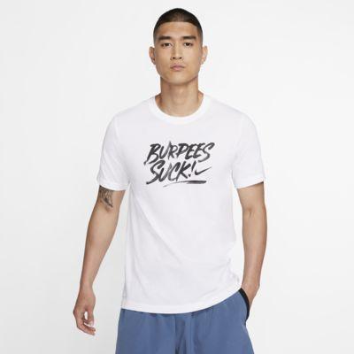 ナイキ Dri-FIT メンズ ショートスリーブ トレーニング Tシャツ