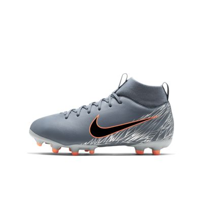 Nike Jr. Superfly 6 Academy MG Voetbalschoen voor kleuters/kids (meerdere ondergronden)