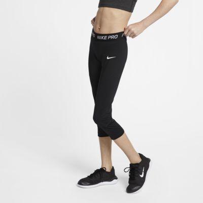 Trekvartslånga byxor Nike Pro för ungdom (tjejer)