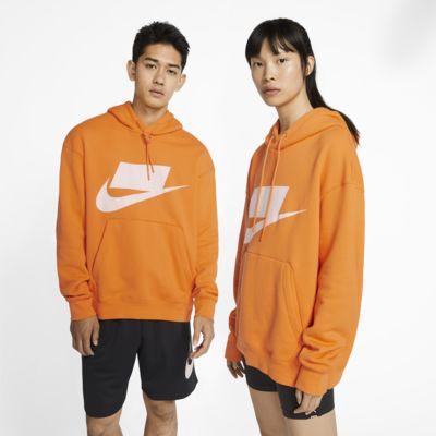 Sudadera con capucha sin cierre de French Terry Nike Sportswear NSW