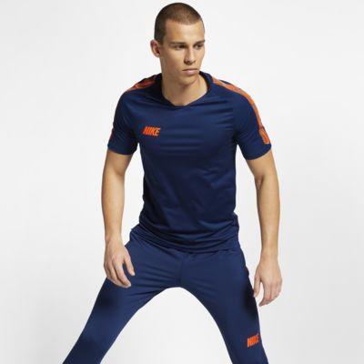 เสื้อฟุตบอลแขนสั้นผู้ชาย Nike Breathe Squad