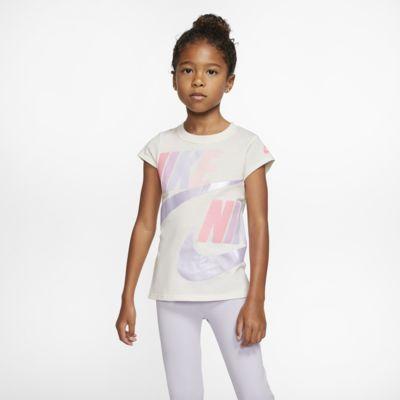 Nike Sportswear Little Kids' Short-Sleeve T-Shirt