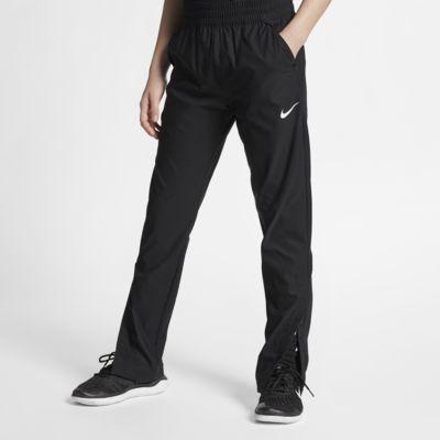Nike Dri-FIT Big Kids' (Girls') Woven Training Pants