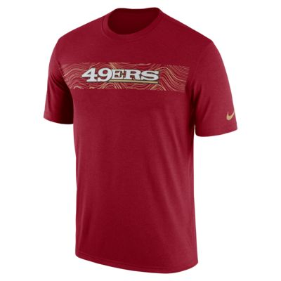 Nike Dri-FIT Legend Seismic (NFL 49ers) Men's T-Shirt