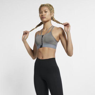 Nike Indy Women's Zip Light Support Sports Bra
