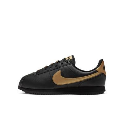 Calzado para niños talla grande Nike Cortez Basic SL VTF