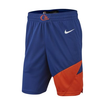 Shorts Nike de la NBA para hombre Cleveland Cavaliers City Edition Swingman