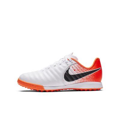 Buty piłkarskie na nawierzchnie typu turf dla małych/dużych dzieci Nike Jr. Tiempo Legend VII Academy TF