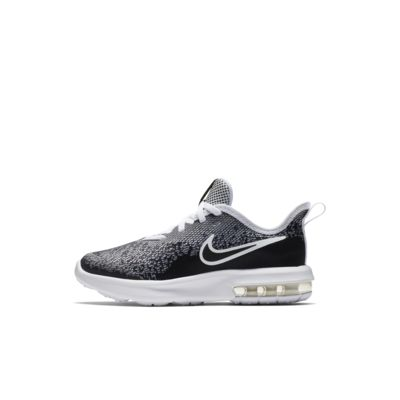 Nike Air Max Sequent 4 Little Kids' Shoe