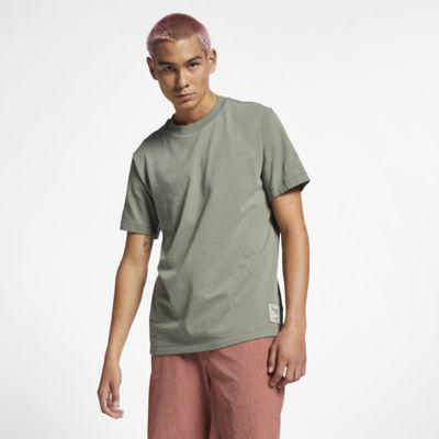 Kortärmad tröja Hurley Dri-FIT Savage för män