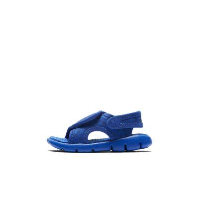 รองเท้าแตะทารกและเด็กวัยหัดเดิน Nike Sunray Adjust 4