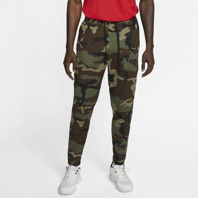 Pantalon de basketball imprimé Nike Therma Flex Showtime pour Homme