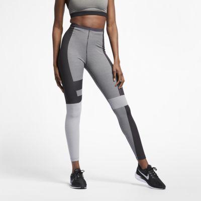 Женские беговые тайтсы Nike Tech