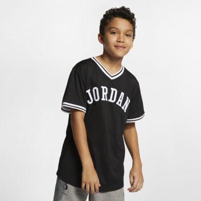 Jordan Jumpman Air-trøje til store børn (drenge)