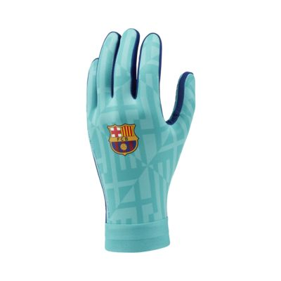 FC Barcelona HyperWarm Academy Football Gloves