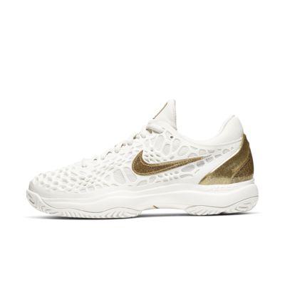 Chaussure de tennis pour surface dure NikeCourt Zoom Cage 3 pour Femme