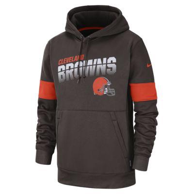 Nike Therma (NFL Browns) Men's Hoodie