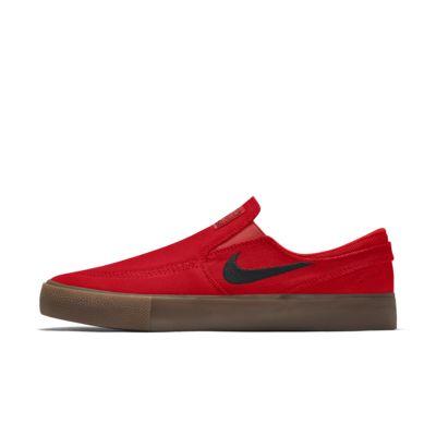 Scarpa da skateboard personalizzabile Nike SB Zoom Stefan Janoski Slip RM By You