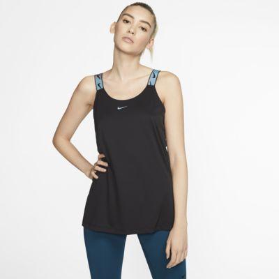 Träningslinne Nike Dri-FIT för kvinnor