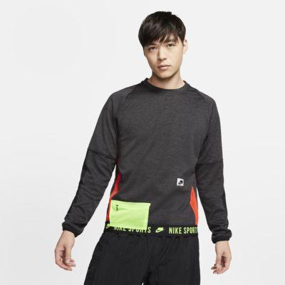 Nike Therma langermet treningsoverdel til herre