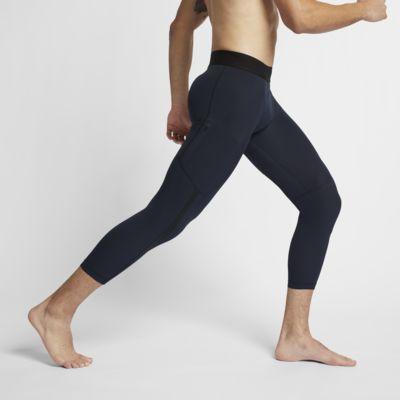 Męskie legginsy o długości 3/4 Nike Pro Tech Pack