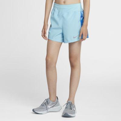 Nike Dri-FIT 大童(女孩)印花跑步短裤