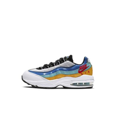 Nike Air Max 95 Game Little Kids' Shoe