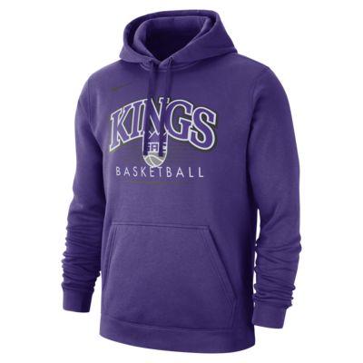 Męska bluza z kapturem NBA Sacramento Kings Nike