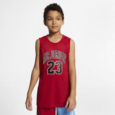 Air Jordan Dri-FIT Big Kids' (Boys') Jersey