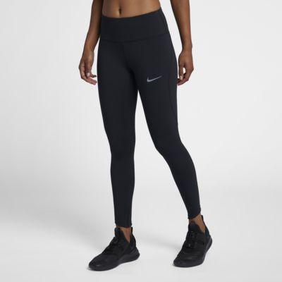 Nike Epic Lux 7/8-Lauf-Tights mit hohem Bündchen für Damen