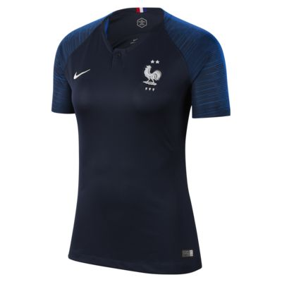 Camiseta de fútbol de local para mujer Stadium de la FFF 2018