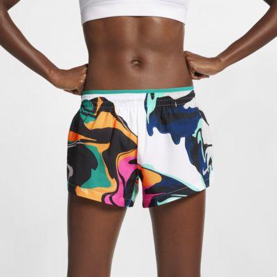 Nike 女款印花跑步短褲