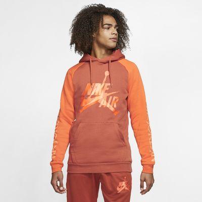 Jordan Jumpman Classics Sudadera con capucha de tejido Fleece