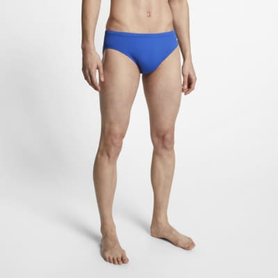 Nike Poly Solid Men's Swim Briefs