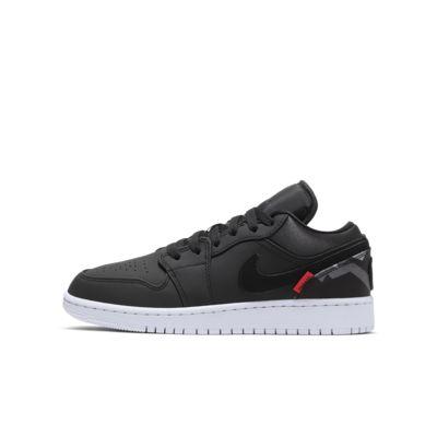 Air Jordan 1 Low Paris Saint-Germain Big Kids' Shoe