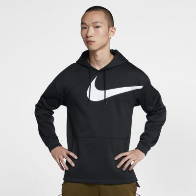 Sudadera con capucha de entrenamiento sin cierre para hombre Nike Therma Modern