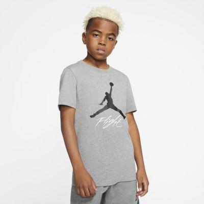 T-shirt Jordan Jumpman Flight för ungdom (killar)