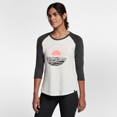 Hurley Sunrise Perfect Raglan