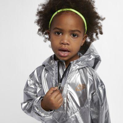 Nike Sportswear Little Kids' Metallic Jacket