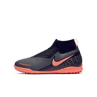 Ποδοσφαιρικό παπούτσι για χλοοτάπητα Nike Jr. Phantom Vision Academy Dynamic Fit για μικρά/μεγάλα παιδιά