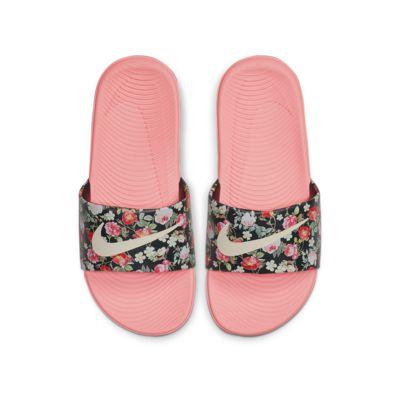 Nike Kawa Vintage Floral Little/Big Kids' Slide