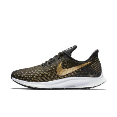 รองเท้าวิ่งผู้หญิง Nike Air Zoom Pegasus 35 Metallic