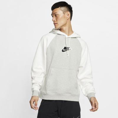 Sudadera con capucha de vellón sin cierre Nike Sportswear NSW
