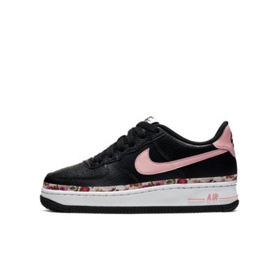 Nike Air Force 1 Vintage Floral Big Kids' Shoe