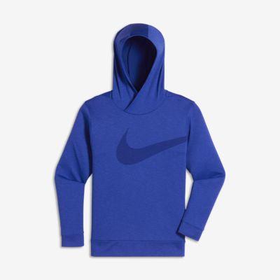 Купить Худи для тренинга мальчиков школьного возраста Nike Breathe