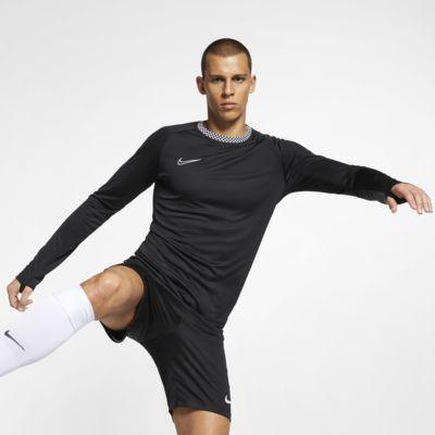 Nike Dri-FIT Academy Voetbaltop met lange mouwen voor heren