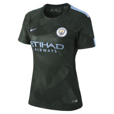 Купить Женское футбольное джерси 2017/18 Manchester City FC Stadium Third