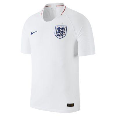 2018 イングランド ヴェイパー マッチ ホーム メンズ サッカージャージー