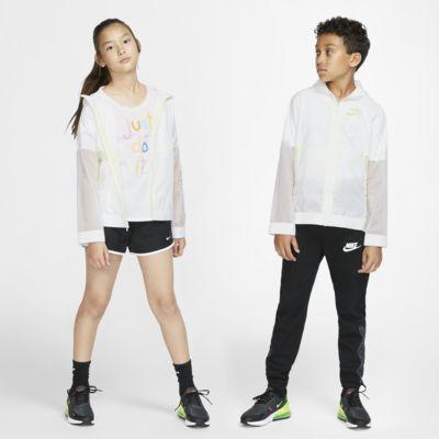 Nike Sportswear Windrunner-jakke til store børn