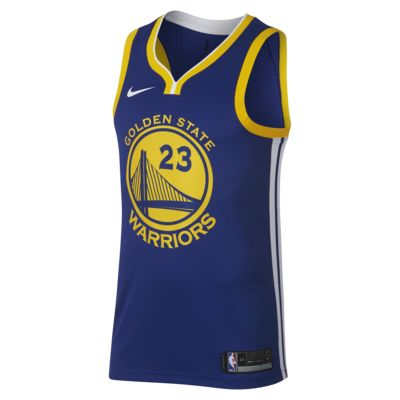 Maillot connecté Nike NBA Draymond Green Icon Edition Swingman (Golden State Warriors) pour Homme